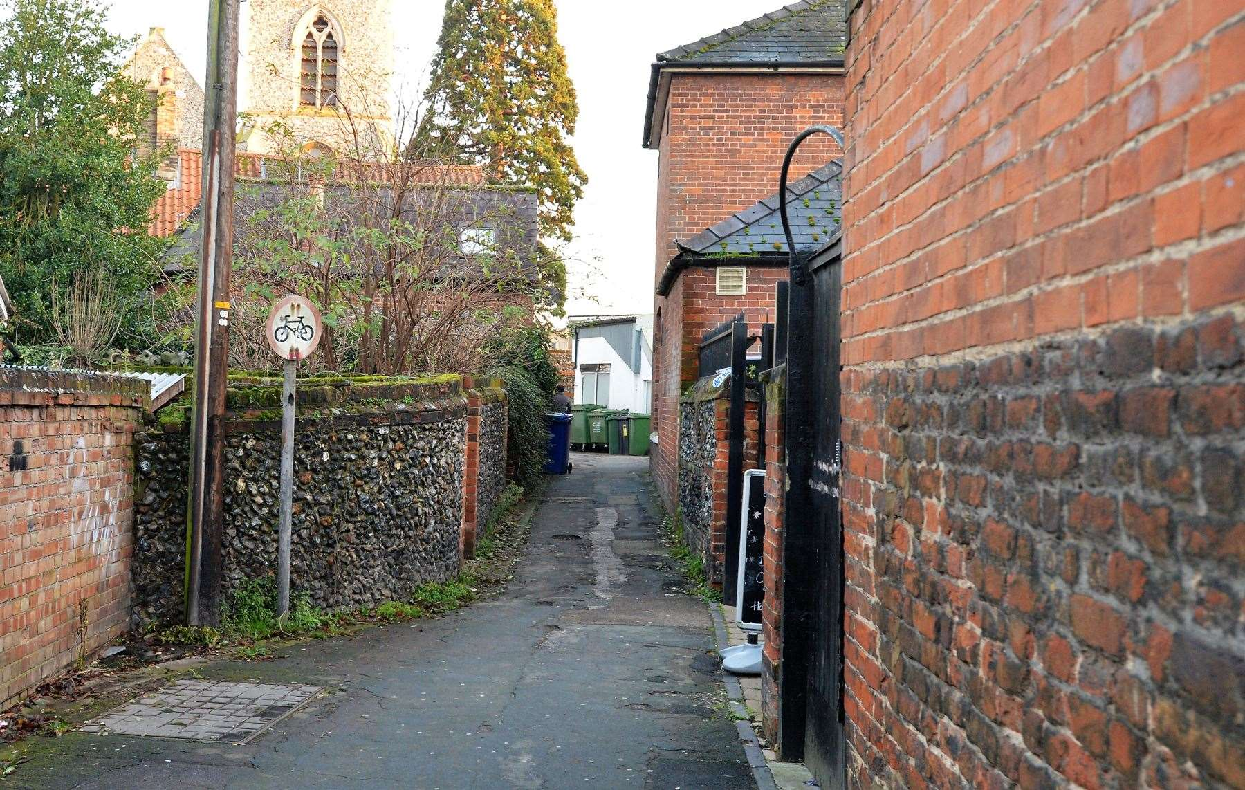 Kingston Passage, Newmarket (23158804)