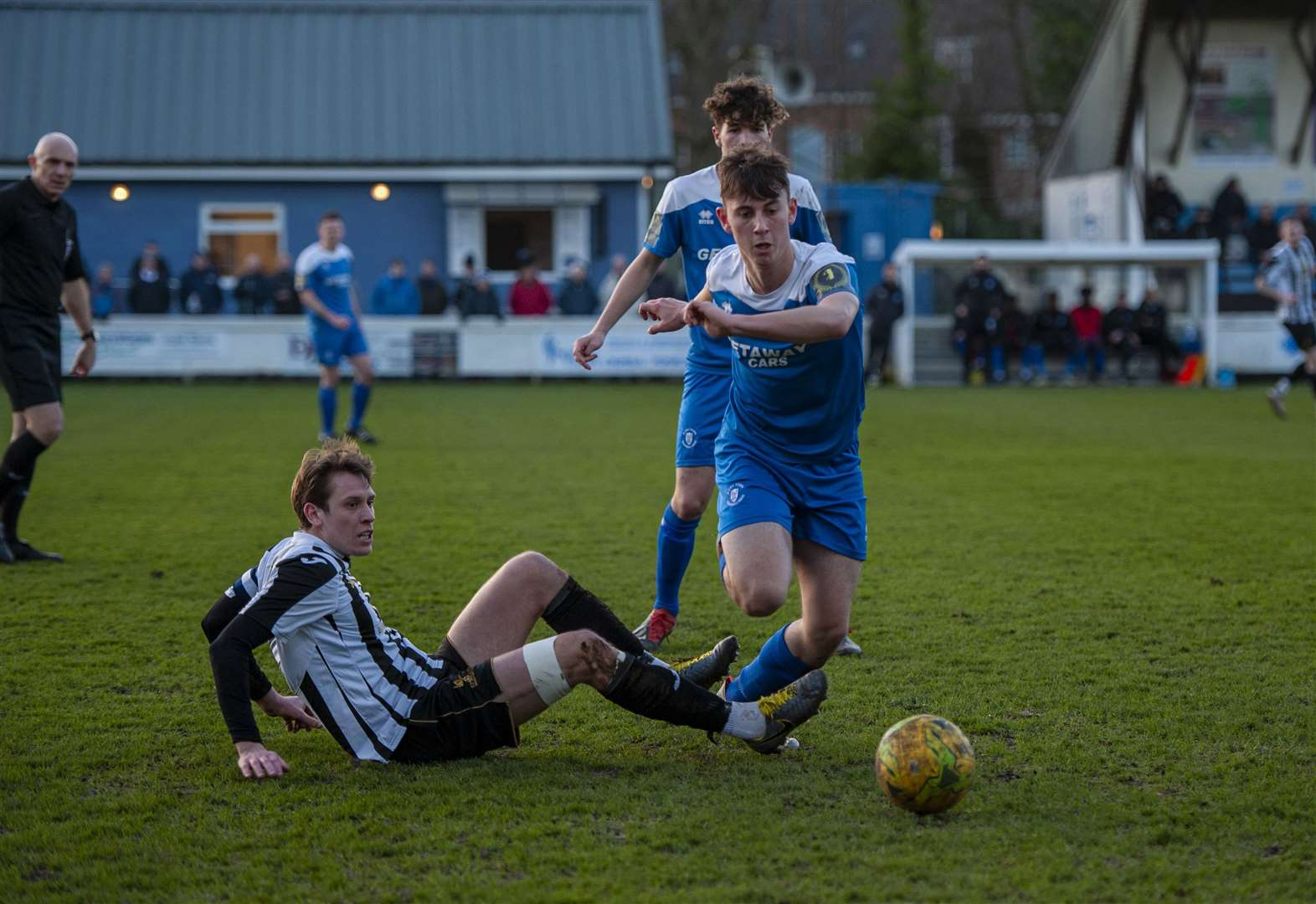 Bury Town youngster signs Ipswich Town contract