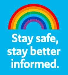 Stay safe, stay better informed (34684783)