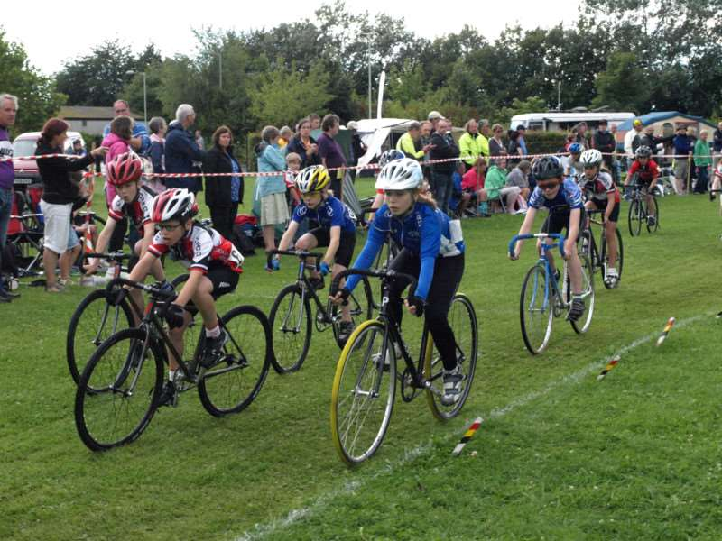 Mildenhall Cycle Rally competitors ENGANL00120120829110208