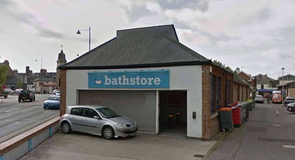 Bathstore, Newmarket Picture: Google (9205717)