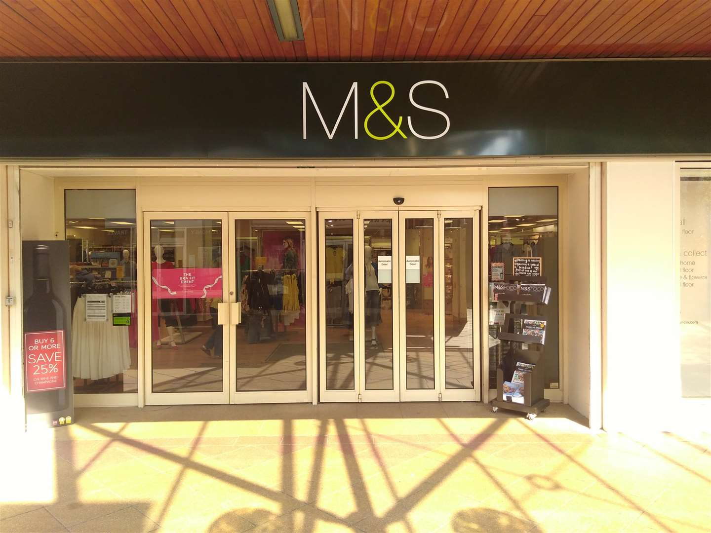 M&S has confirmed its Newmarket branch will be closing in August