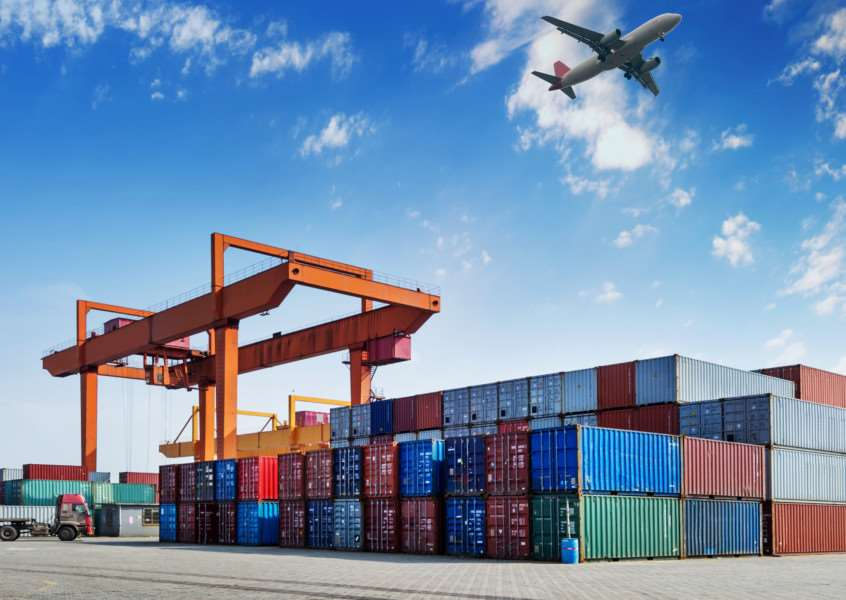 Exports from firms in Cambridgeshire doubled last month compared to the previous year.