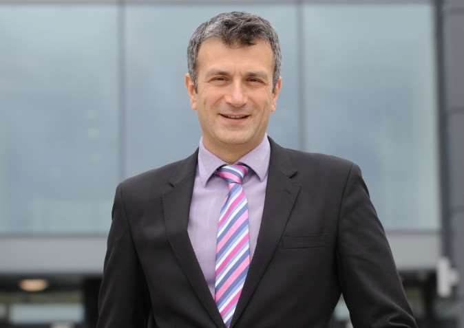 Interview with Dr Nikos Savvas, Principal West Suffolk College ANL-140513-133922009