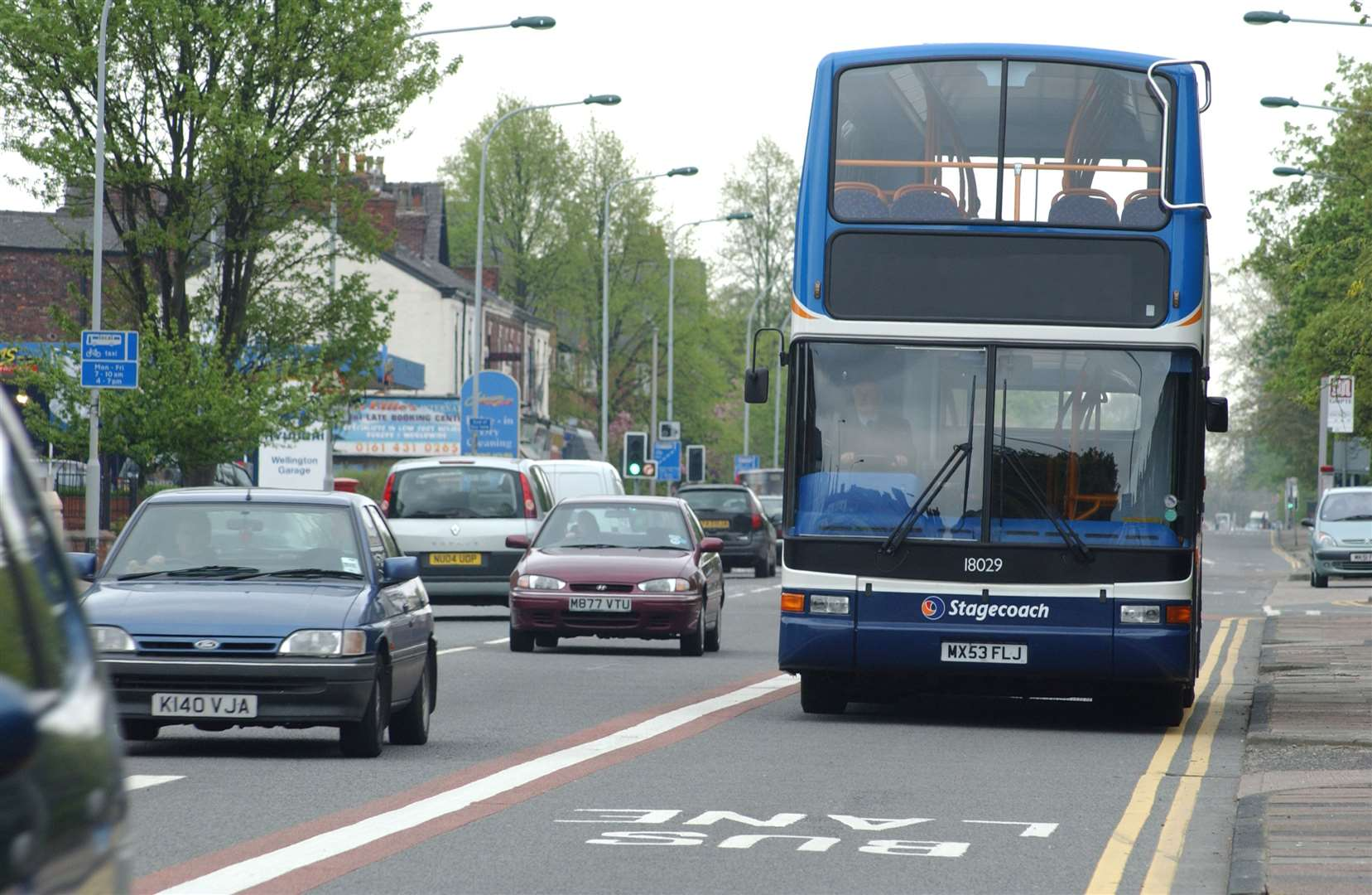 Stagecoach Bus (19998301)