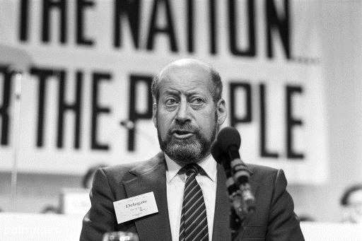 The late broadcaster and MP Sir Clement Freud
