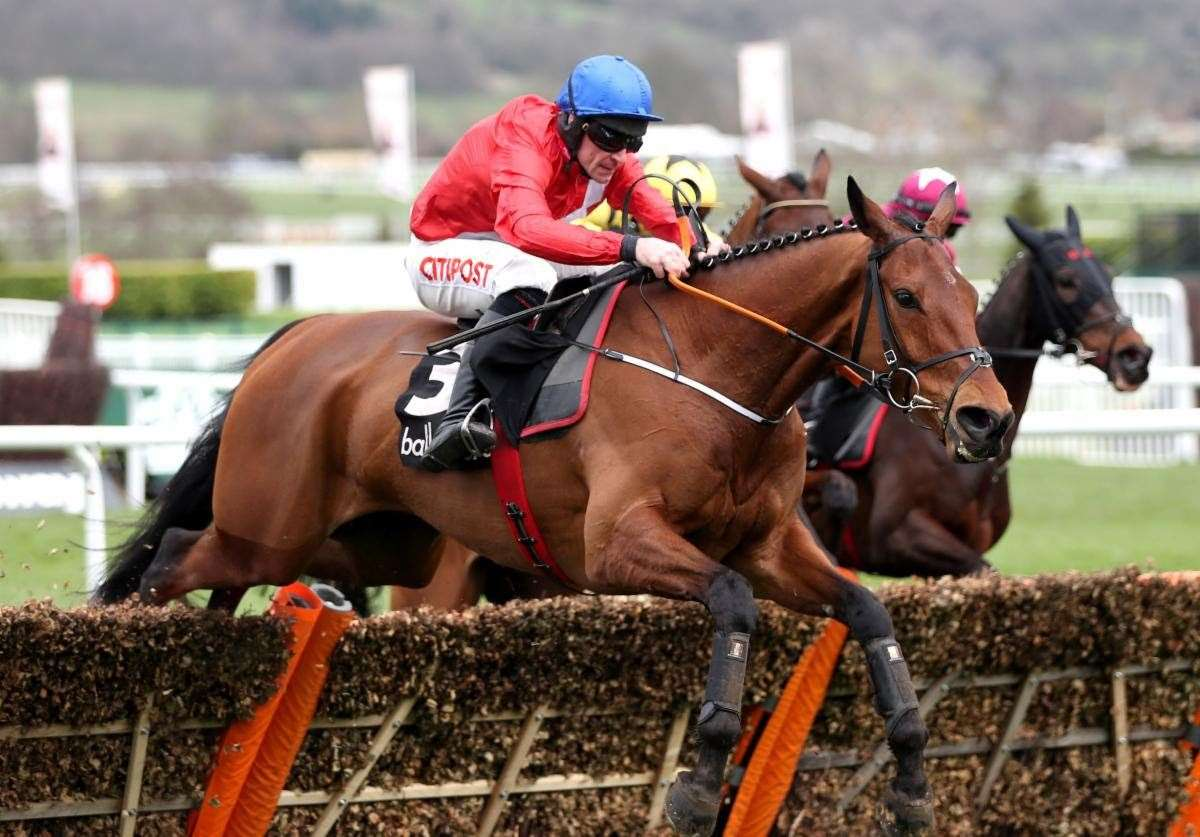Envoi Allen on way to victory at the Cheltenham Festival 2020 (31344341)