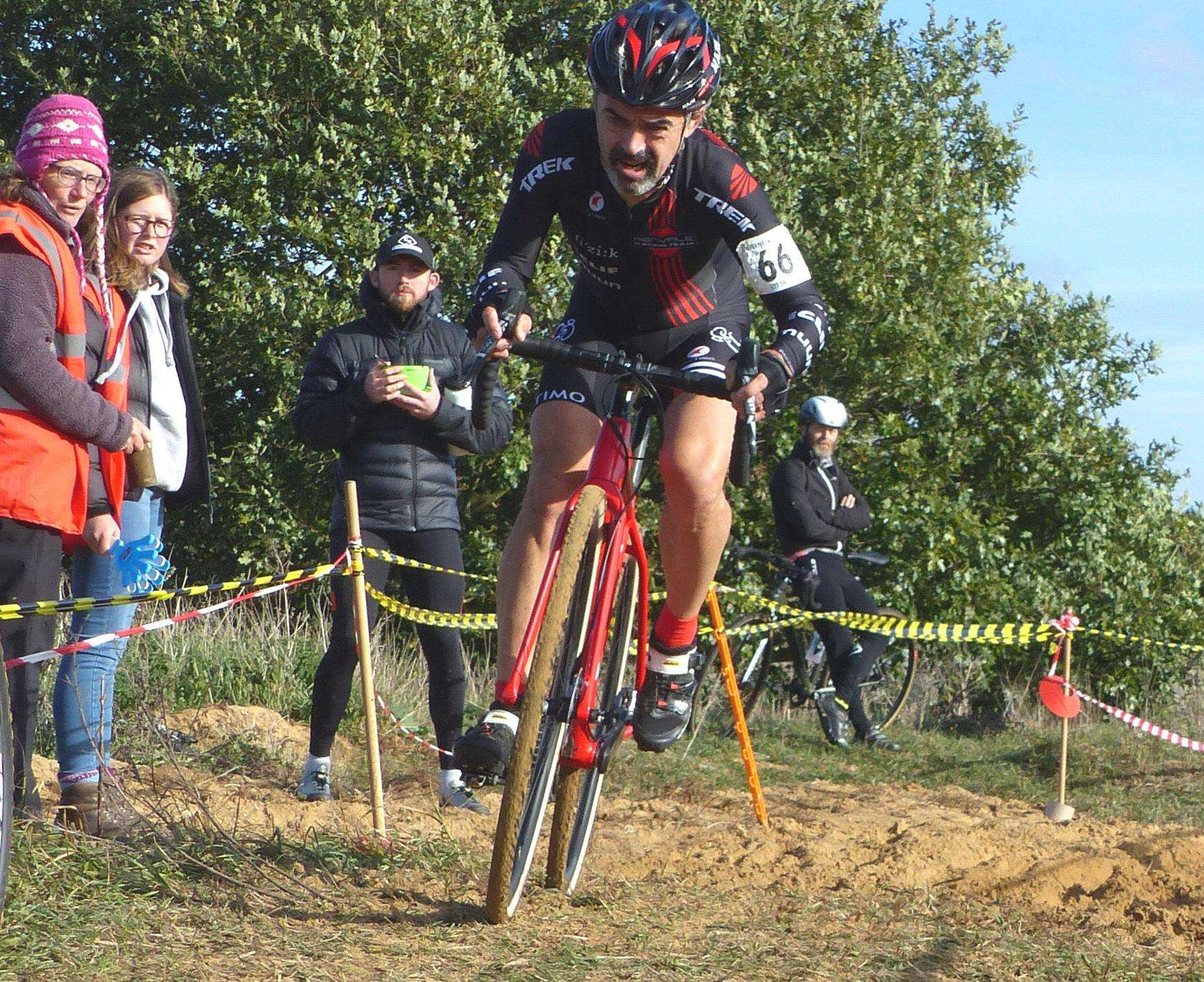 Paul Watson (West Suffolk Whs) in the Thetford Forest MTB races - Picture: Fergus Muir (5263579)