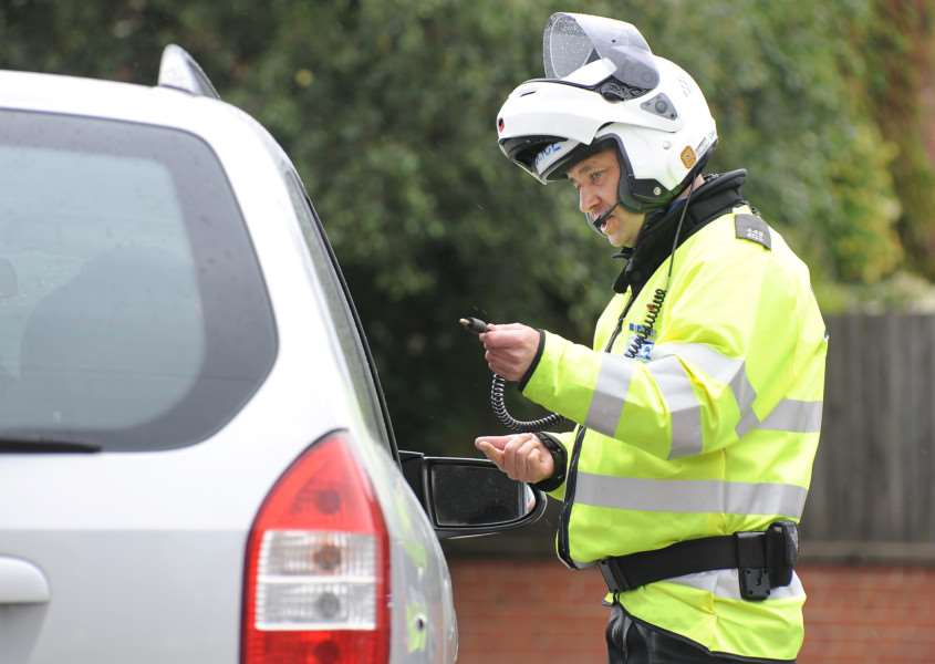 Police begin a week-long seatbelt campaign across East Anglia today