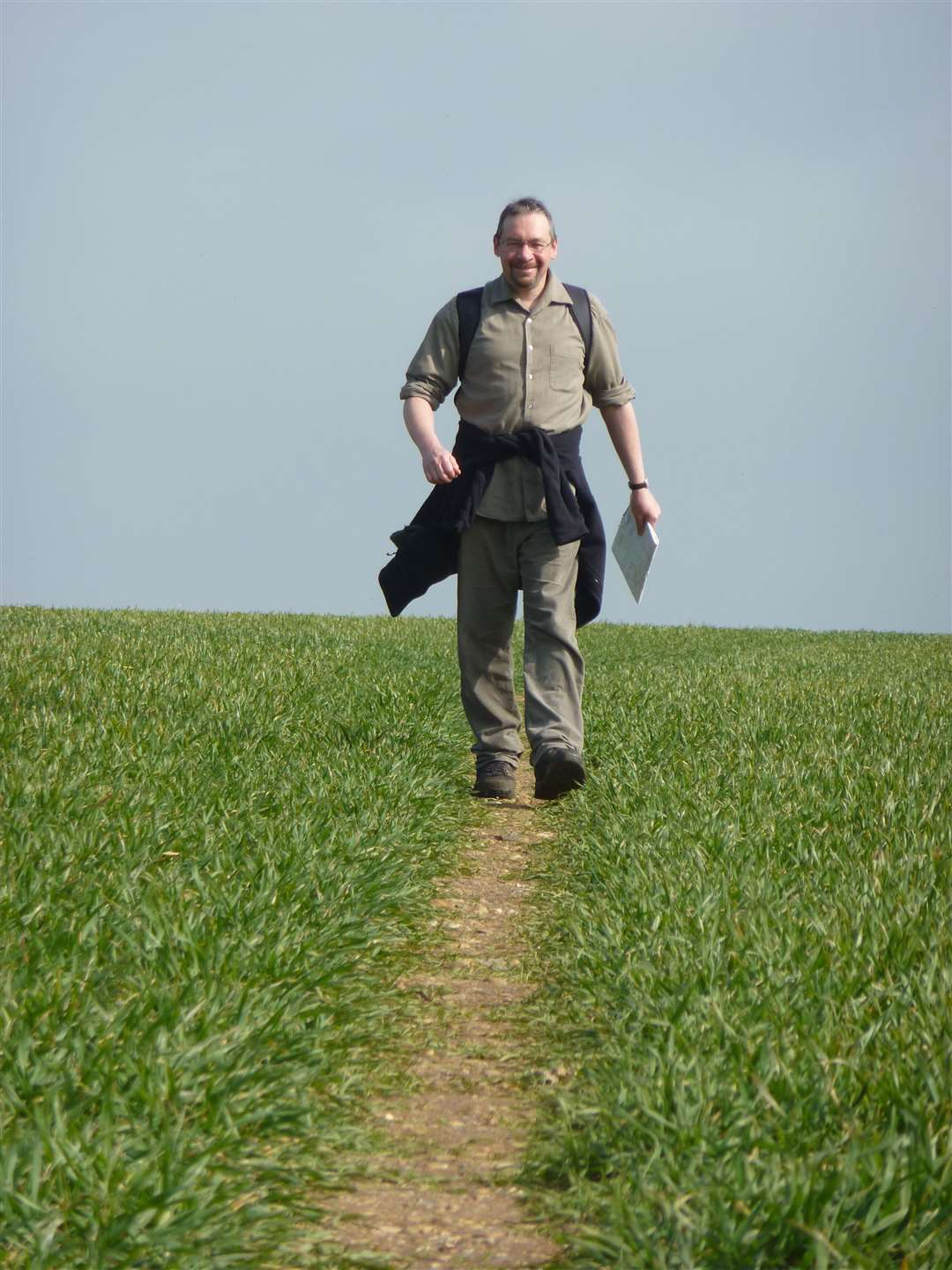 suffolk walking festival - David Falk, organiser (9026612)