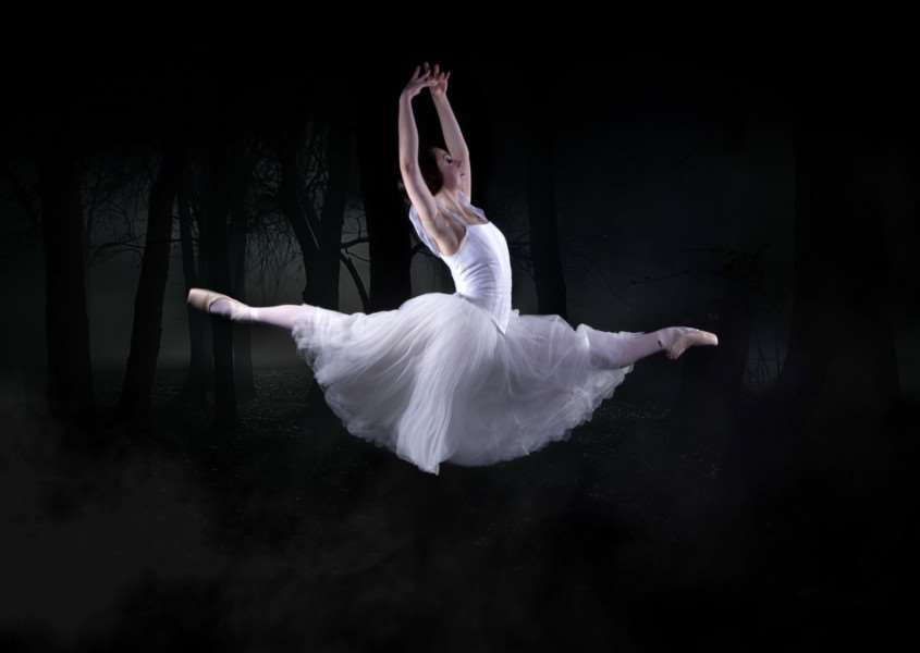 Giselle is on at the Theatre Royal, Bury St Edmunds from March 2 to 4