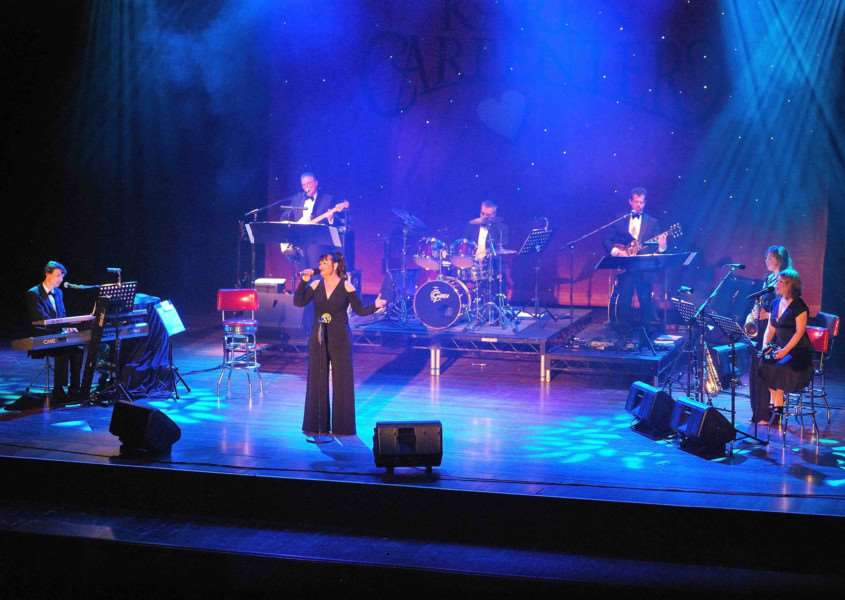 Voice of the Heart, a tribute to Karen Carpenter, appears at the Theatre Royal in Bury St Edmunds on February 14