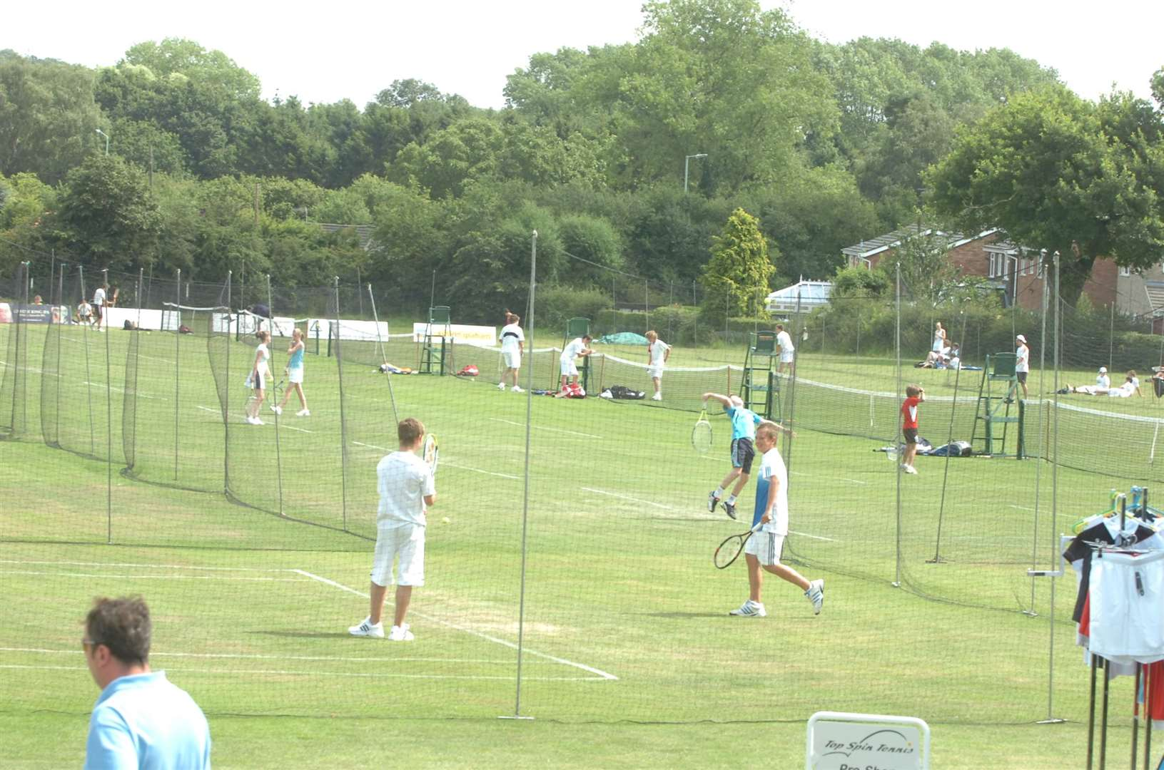 Bury and West Suffolk Tennis Tournament...Pictured -. (36269544)