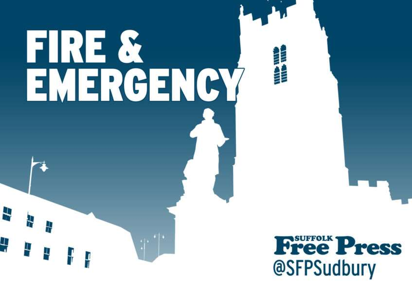 Latest fire and emergency news from the Suffolk Free Press, suffolkfreepress.co.uk, @sfpsudbury on Twitter