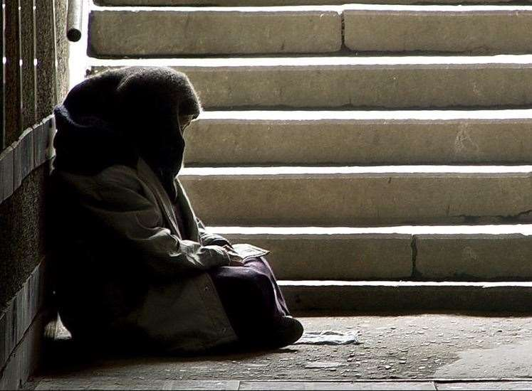 There's been a rise in homelessness in recent years (22034502)