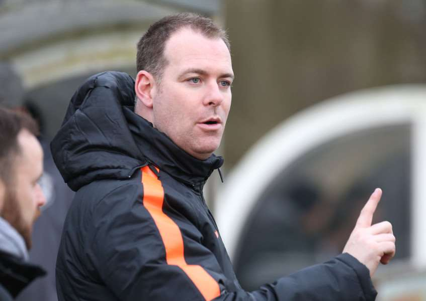 BACK IN THE GAME: Mark Benterman has replaced Ben Murphy as Debenham manager
