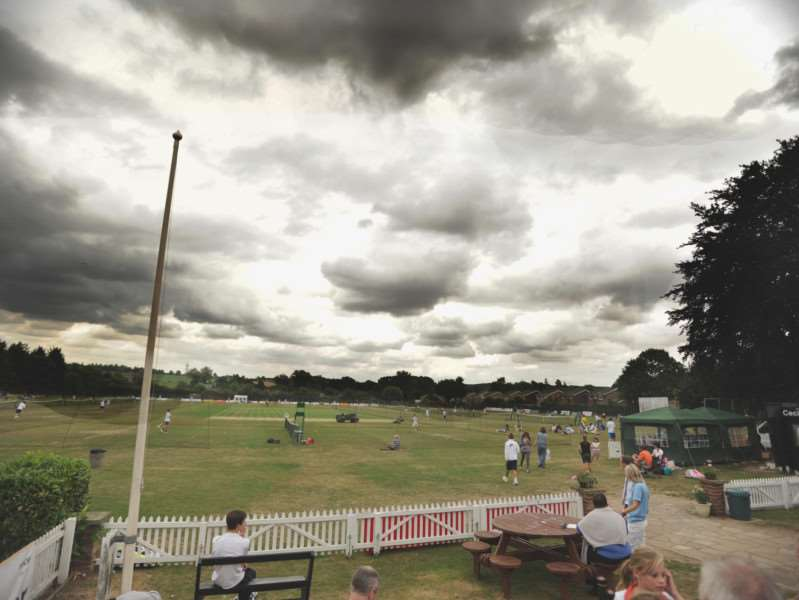 Victory Ground, Bury St Edmunds Cricket Club's home ground PICTURE: Roger Arbon