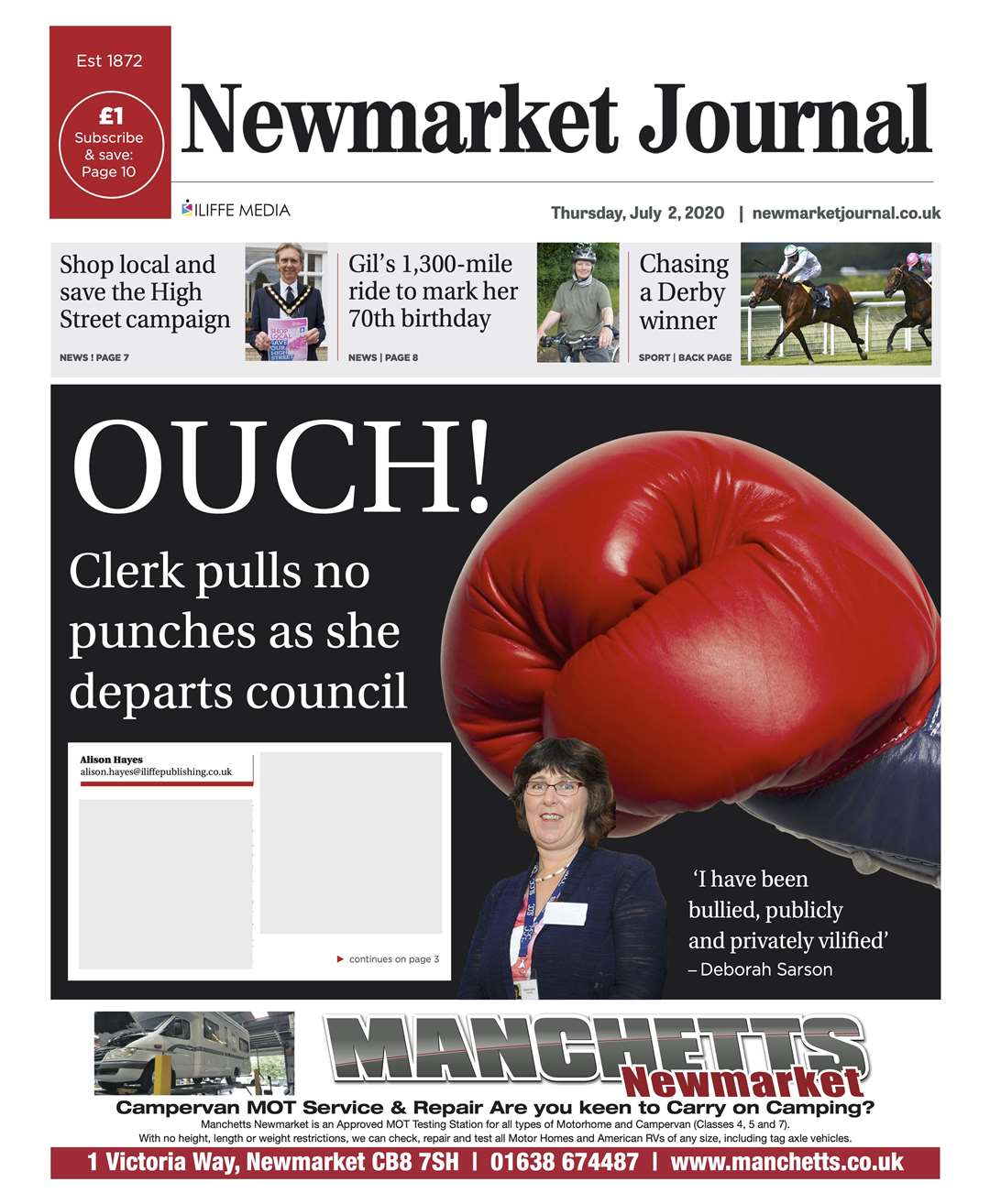 Newmarket Journal, July 2 (37686305)