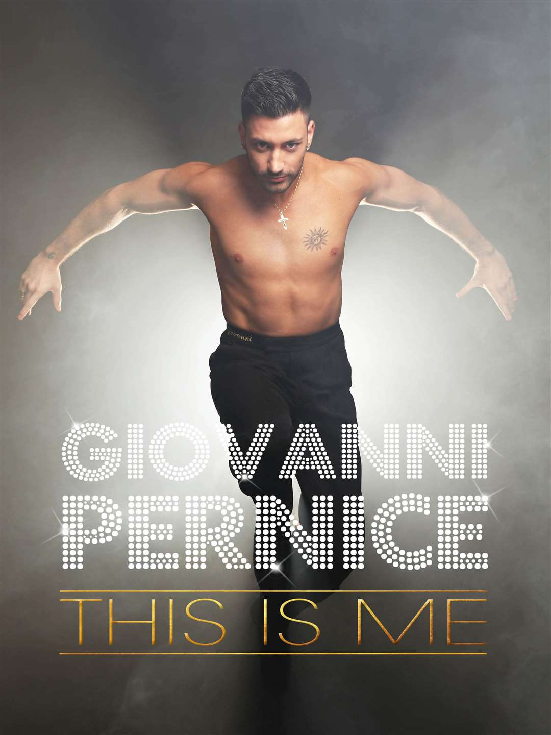 Strictly Come Dancing star Giovanni Pernice is set to return to the stage in 2021 with his This Is Me show. Picture: Strictly Theatre Co (40348374)