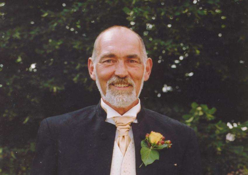 Charity fundraiser John Cobbold died on August 15. ANL-150824-120750001