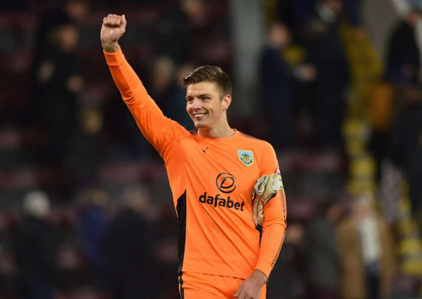 WHAT A JOURNEY: Nick Pope has spoken to this week's Free Press and Journal. Picture: Andy Ford/Burnley FC