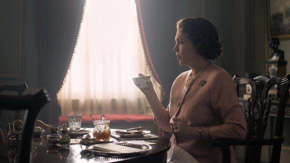 Olivia Colman in The Crown (5108499)