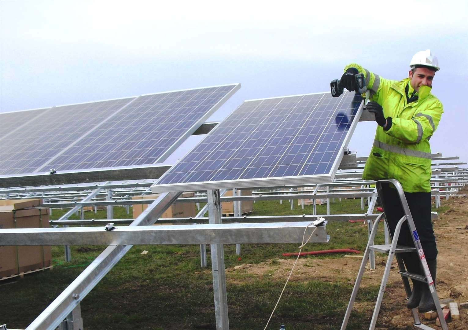 A second solar farm for Soham is one step closer after Cambridgeshire County Council's decision