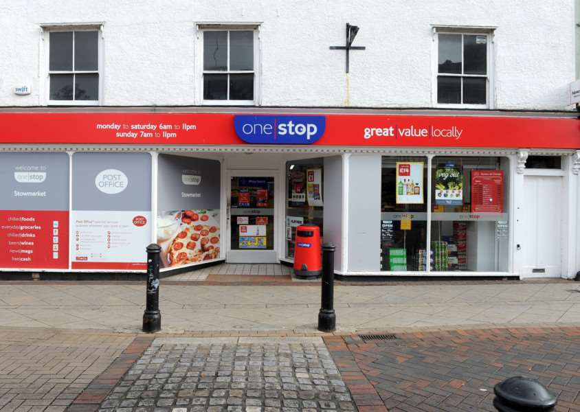 The One Stop shop and Post Office