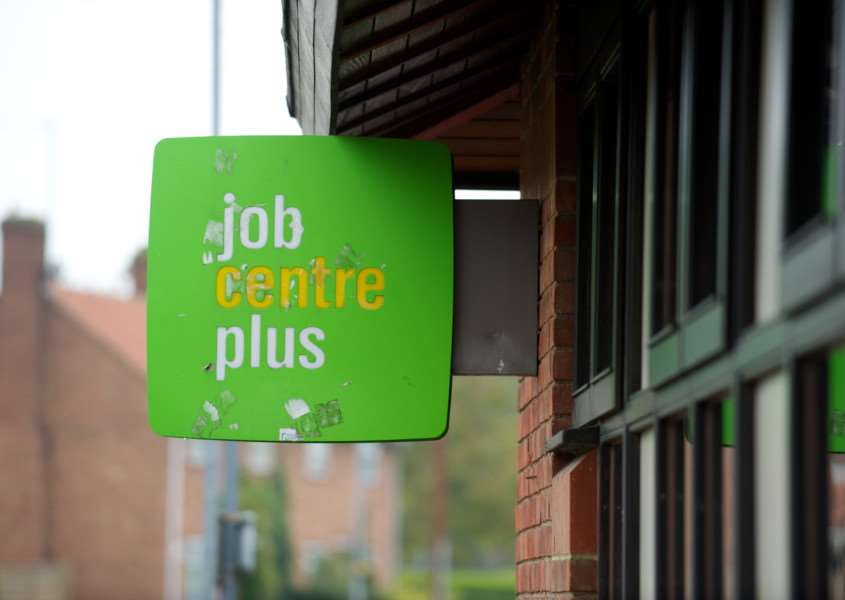 Diss, Norfolk. The Job Centre Plus in Diss ENGANL00120121030111935