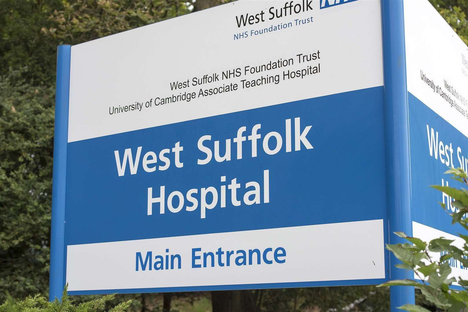 West Suffolk Hospital (22362123)