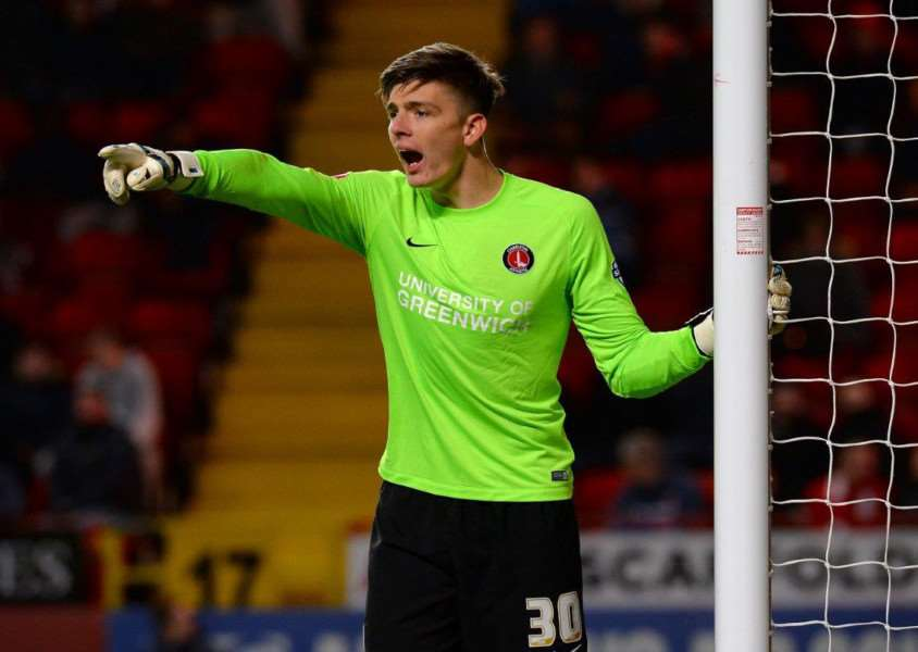 TOP KEEPER: Nick Pope