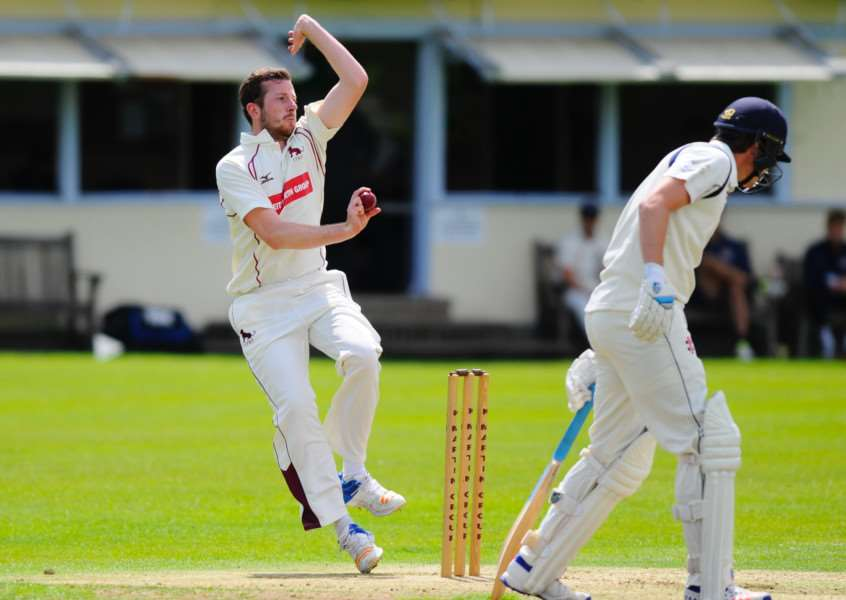 THREE WICKETS: James Poulson took three wickets for Sudbury on Saturday, but it could not prevent them from a six-wicket defeat away at Frinton on Sea, the first defeat for the Talbots in this year's East Anglian Premier League