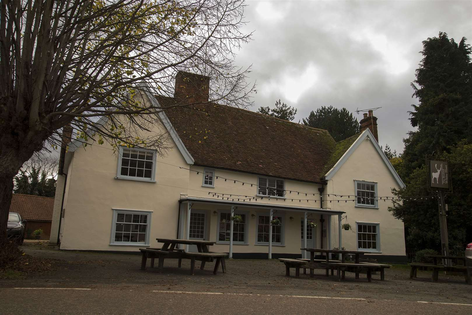 The White Hart Boxford...Picture Mark Westley. (30996004)