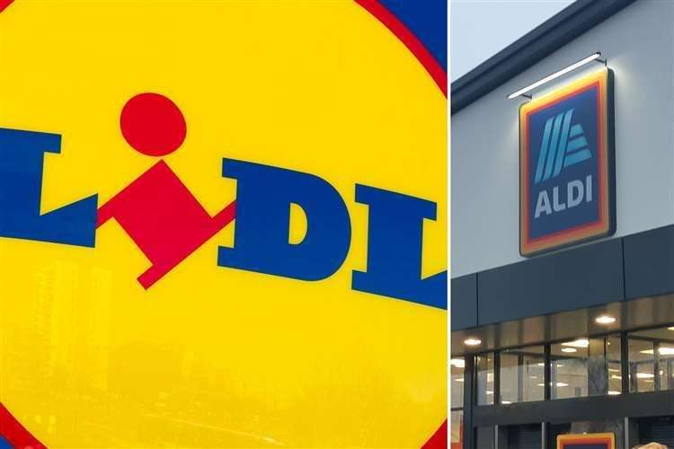 There aren't designated hours at either Lidl or Aldi as of yet (32298569)