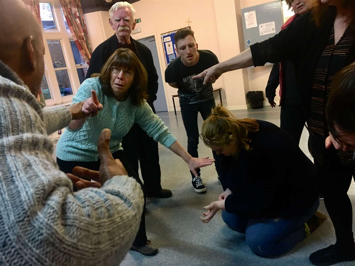 Vulnerable adults from various community groups will take to the stage in Bury St Edmunds next week to perform a new play titled The More Things Change. (12285571)