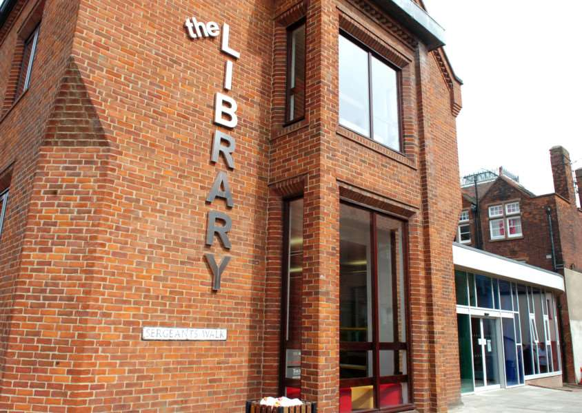 A consultation event will be held at Bury Library next month