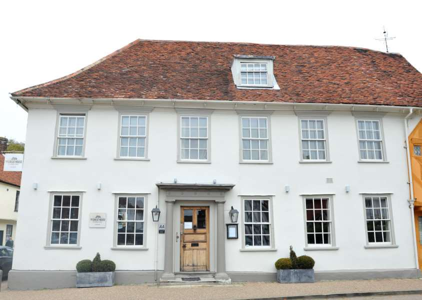 The Great House on the Market Square, Lavenham ENGANL00120120810155532
