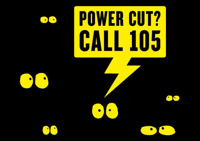 New number is aiming to support those who experience power cuts in their area