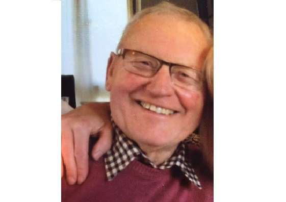 Joseph Hamilton, 83, of Nayland, has been found safe and well.