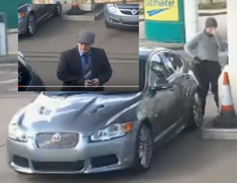 Police want to speak to these two men in connection with a series of burglaries ANL-160620-144357001