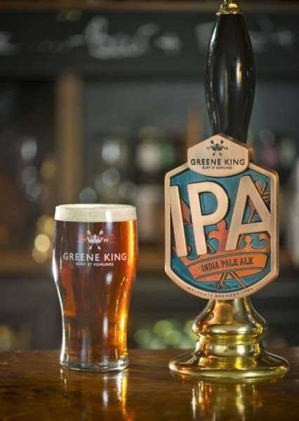 Greene King's IPA