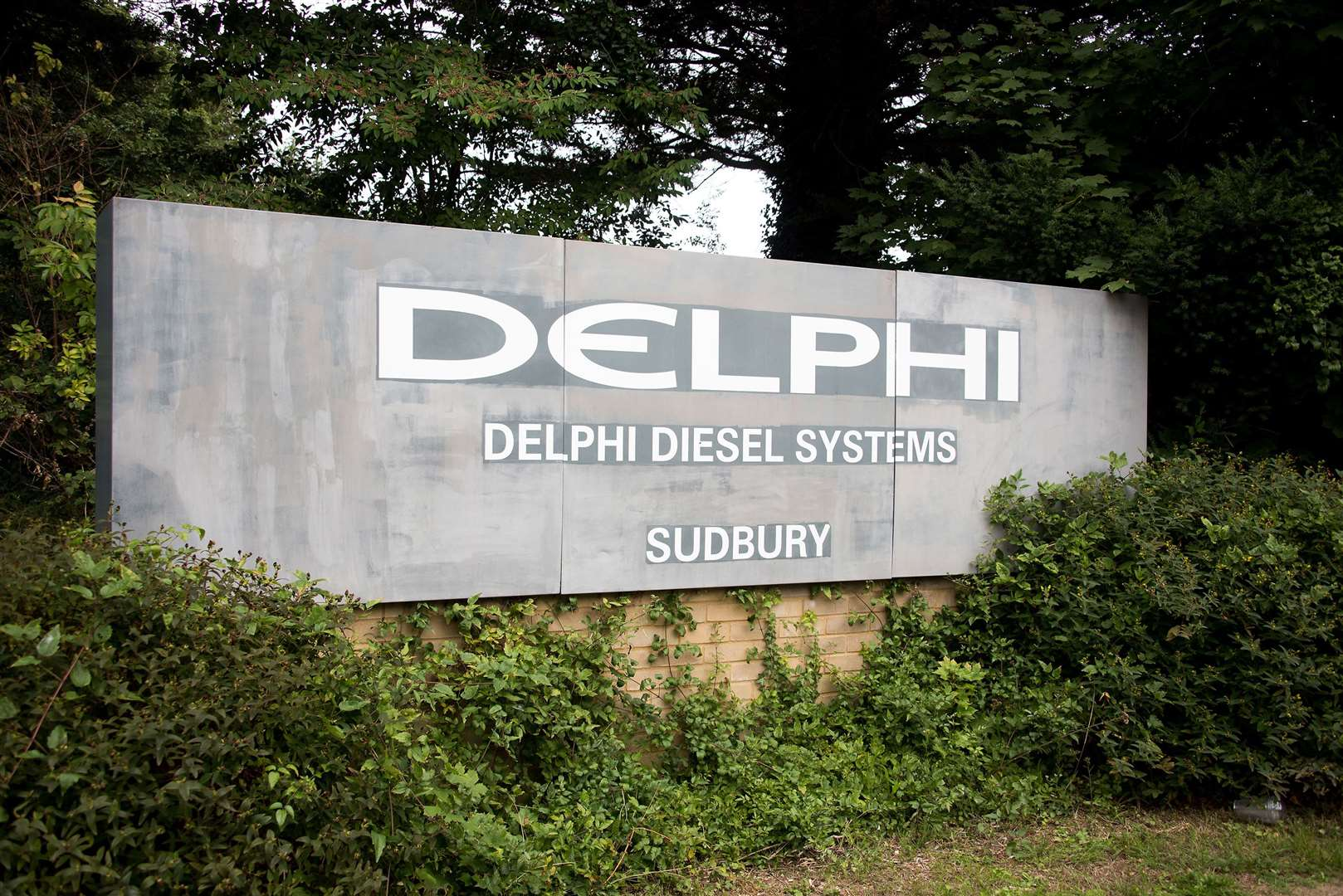 Delphi Diesel Systems Ltd, Newton Road, Sudbury Picture Mark Westley. (15484011)