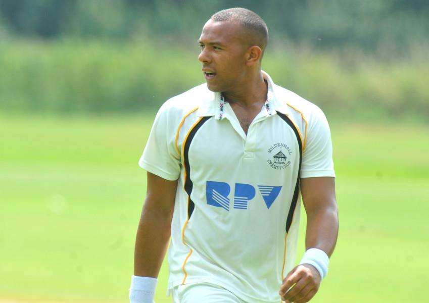 BACK TO HIS ROOTS: Tymal Mills