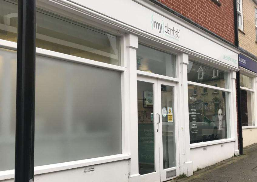 Mydentist King's Road, which closed earlier this year putting pressure on other NHS dentists in the town