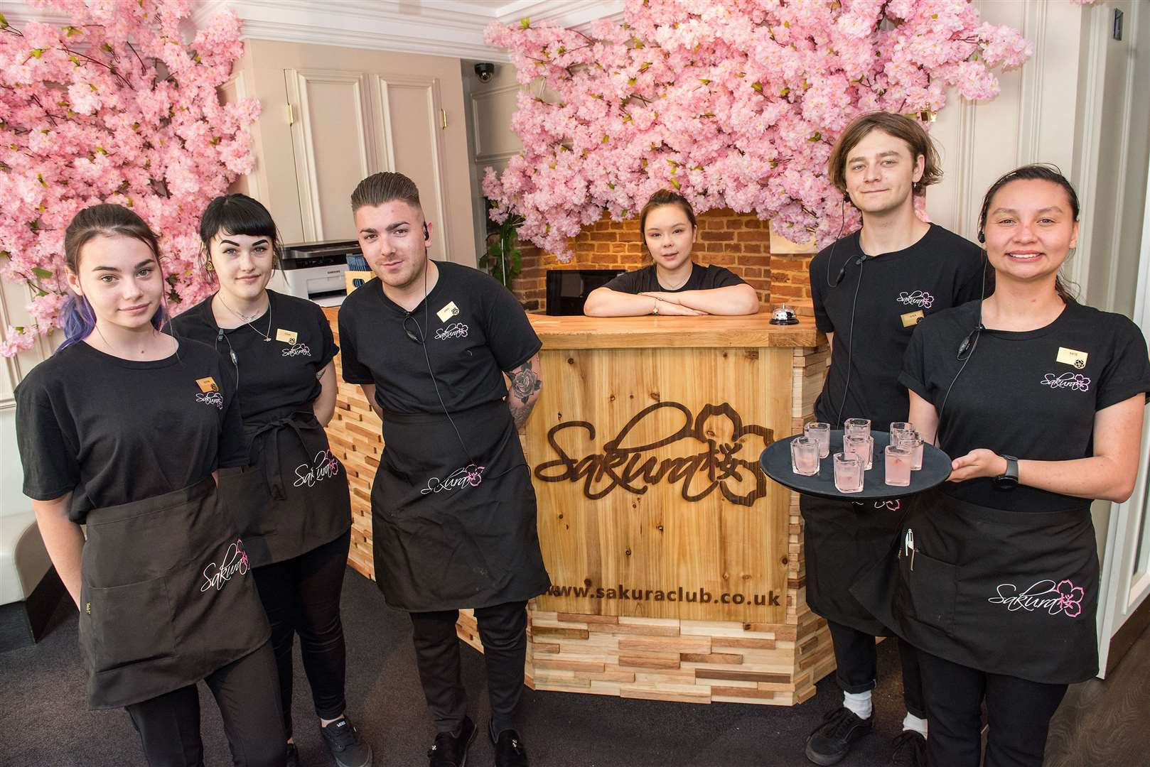 Sakura is opening for a soft launch at Cupola House, The Traverse, Bury St Edmunds. Picture: Mark Westley