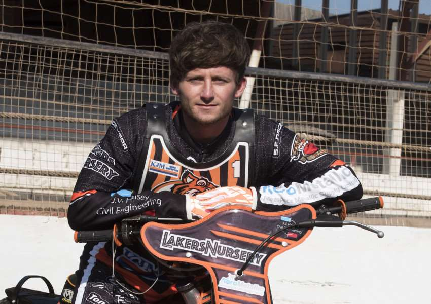 MOVING ON: Danny Halsey has left Mildenhall Fen Tigers