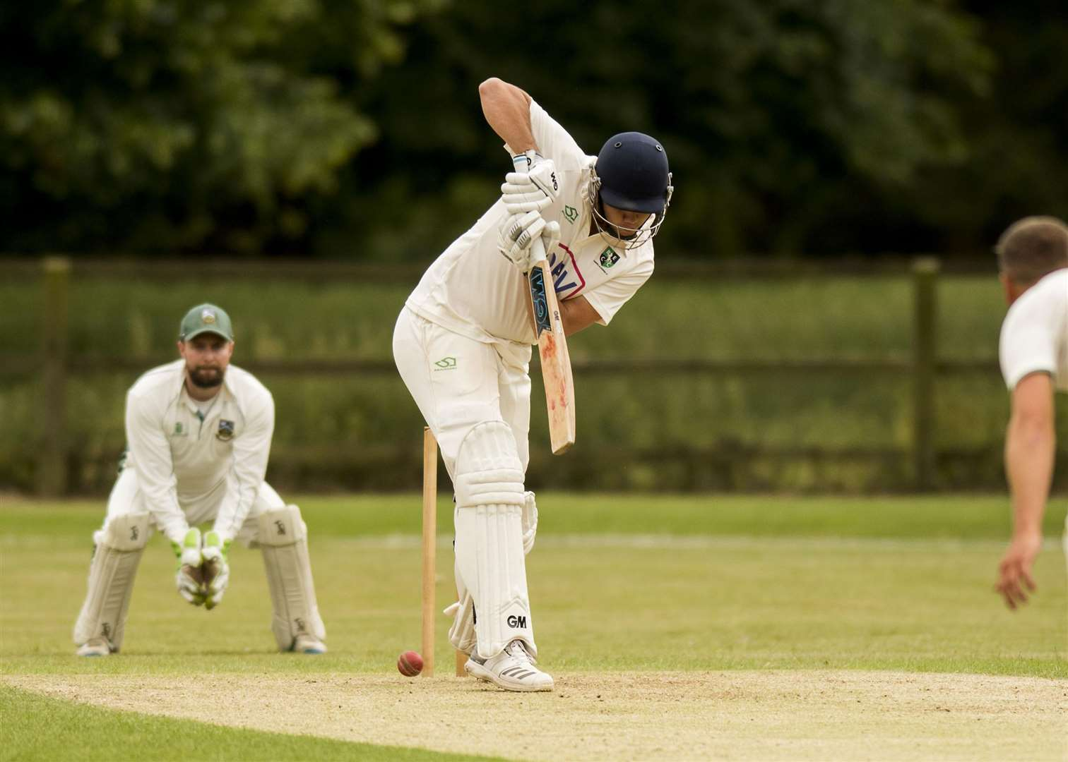 CRICKET: Burwell & Exning v Norwich Tyron Koen Picture Mark Westley. (2579663)