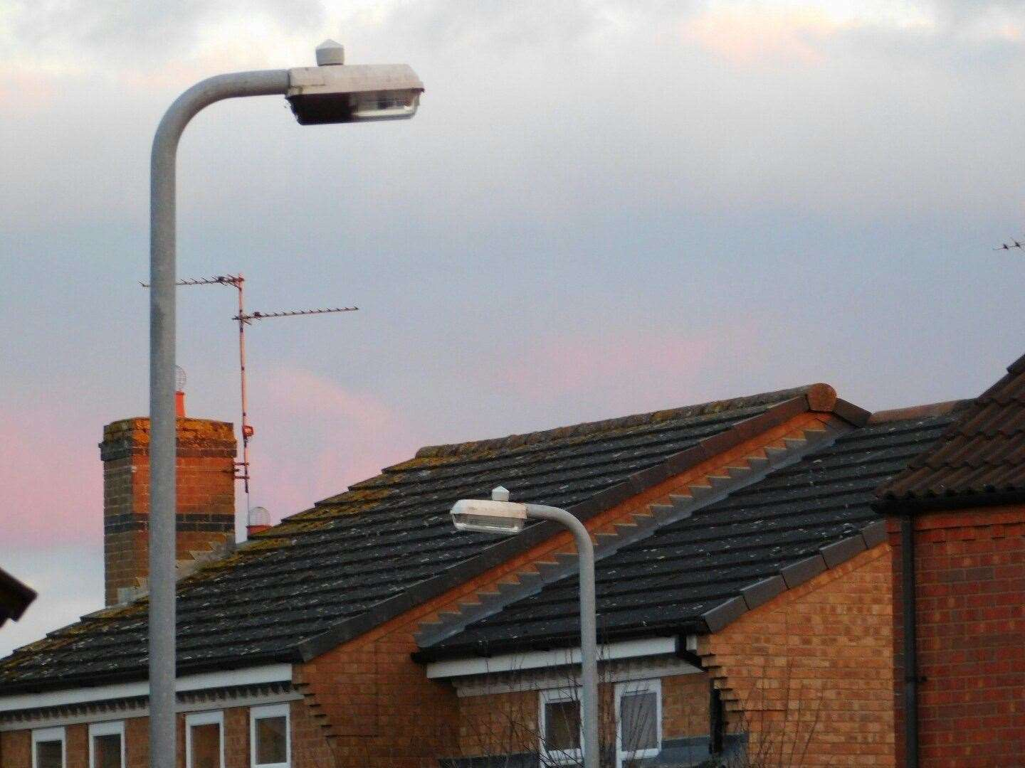 Street lights will be going out in some areas according to new county council cost saving plans.. (8264735)