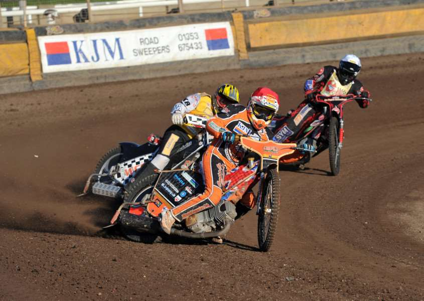 SPEEDWAY - Last meet of the season for MIldenhall Fen Tigers''Pictured: Connor Mountain ANL-150927-191255009