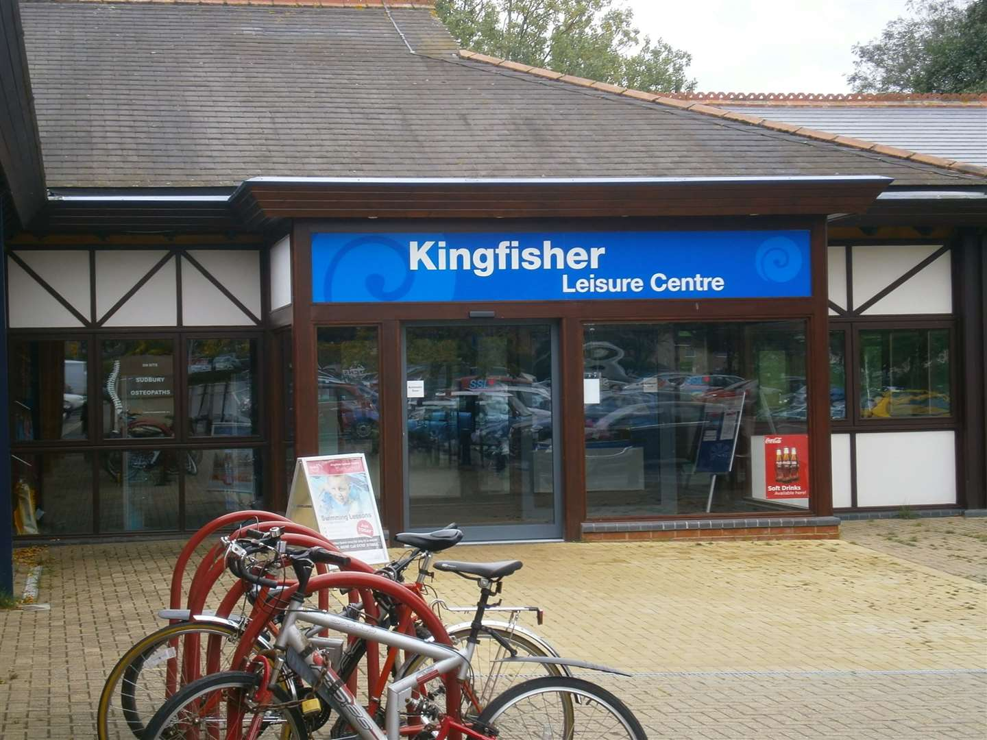 Kingfisher Leisure Centre, Sudbury. (27440532)